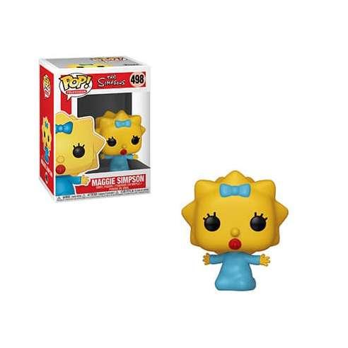 Maggie - Los Simpson Funko Pop