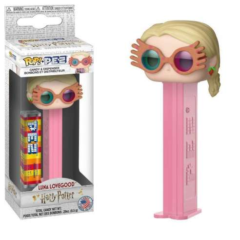 Luna Lovegood Harry Potter Funko Pop PEZ