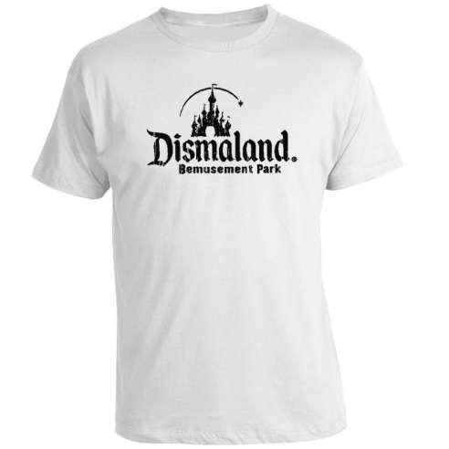 Camiseta Dismaland Banksy