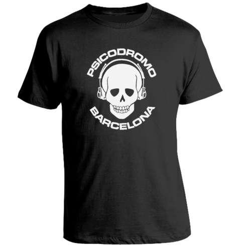 Camiseta Discoteca Psicodromo Barcelona