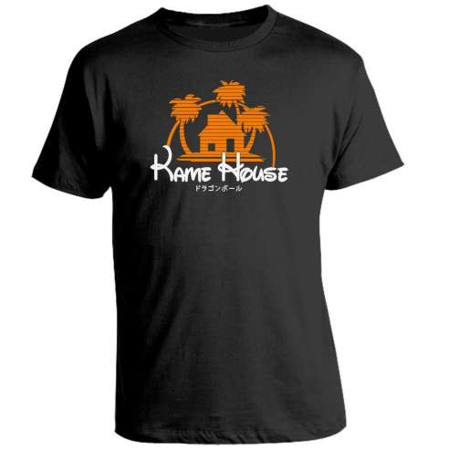 Camiseta Kame House Dragon Ball
