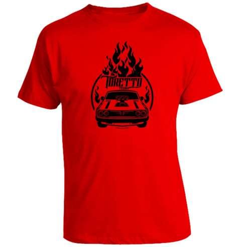 Camiseta Toretto Team Fast and Furious