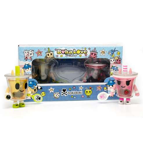 Boba Love 2-Pack by Tokidoki