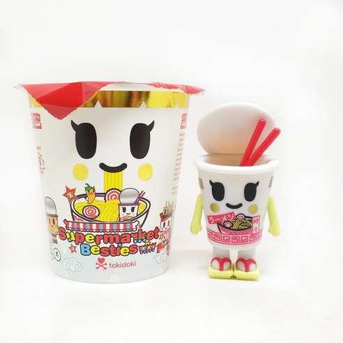 Supermarket Besties Ruby Ramen by Tokidoki