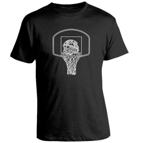 Camiseta Star Wars Death Star Basketball