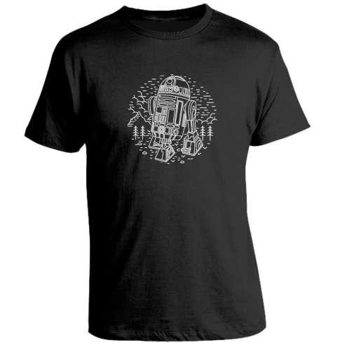 Camiseta Star Wars R2D2 Droid