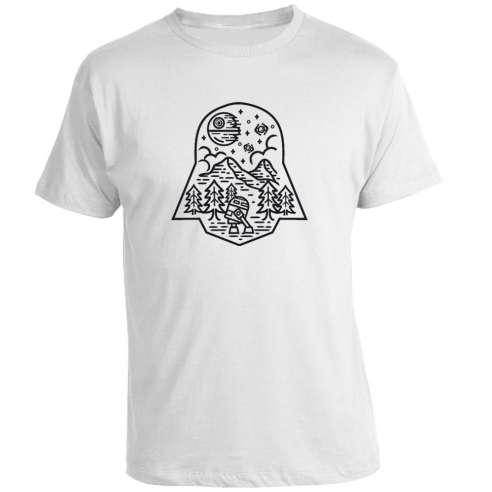 Camiseta Star Wars Vader Visions