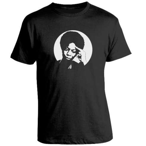 Camiseta Nina Simone