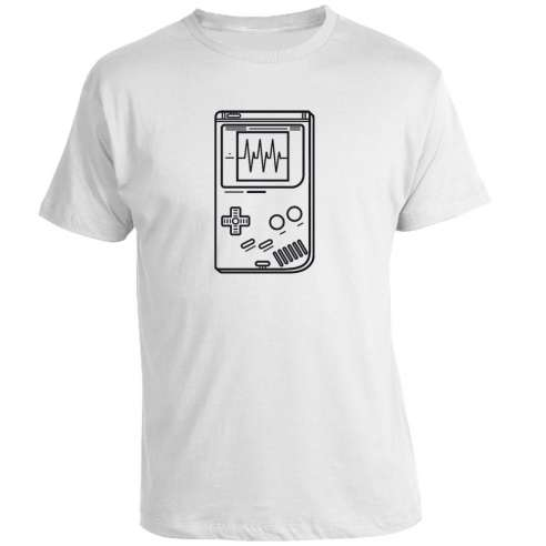 Camiseta Game Boy Life