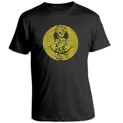 Camiseta Smile Division