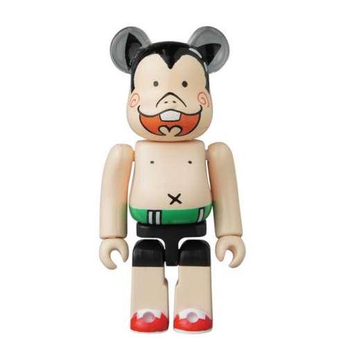 Bearbrick 100% Artist Artist Osamu Tezuka x Fujio Akatsuka Series 32