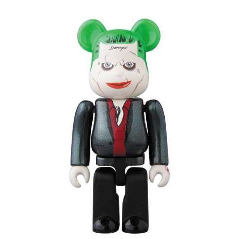Bearbrick 100% Villain The Joker Series 32
