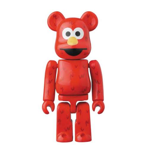 Bearbrick 100% Cute Elmo Series 32