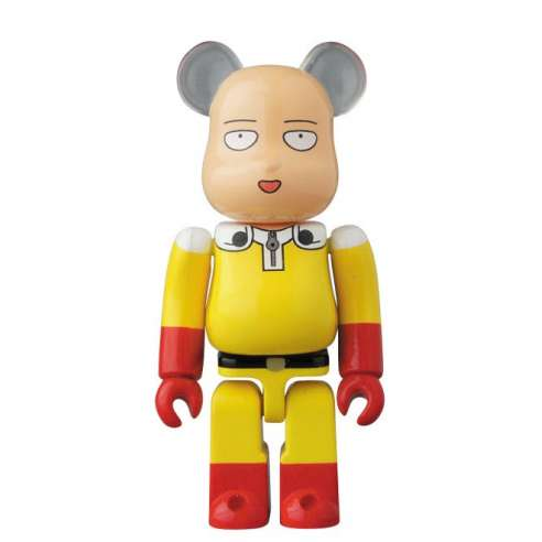 Bearbrick 100% Hero One-Punch Man Series 32