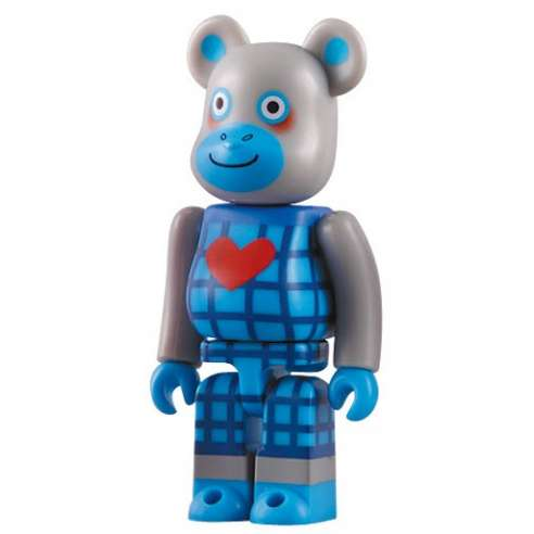 Bearbrick 100% Animal Series 19