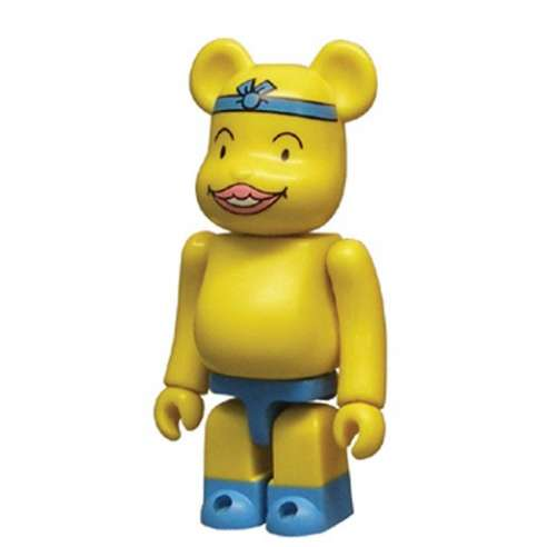 Bearbrick 100% Cute Lily Franky Series 14