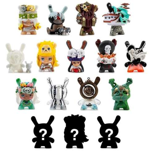 Arcane Divination - The Lost Cards Spiritus Dea Dunny Series By Kidrobot