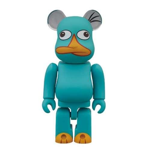 Bearbrick 100% Animal Perry Series 26