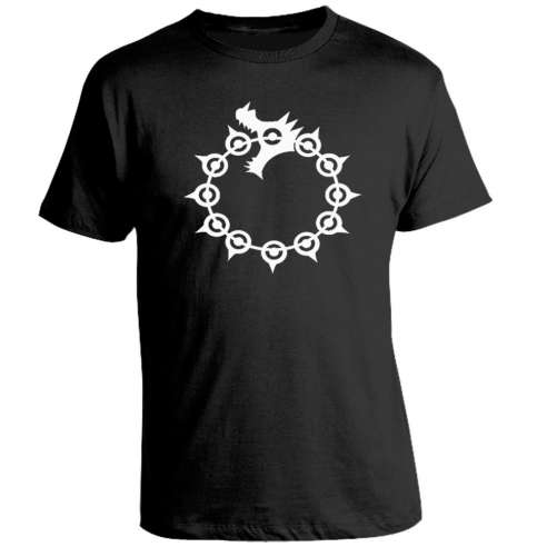 Camiseta The Seven Deadly Sins Dragon Sin