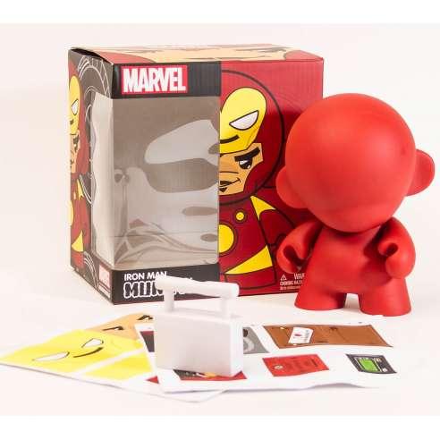 """Kidrobot Munny 7"""" Marvel Munny Wolverine DIY Vinyl"""