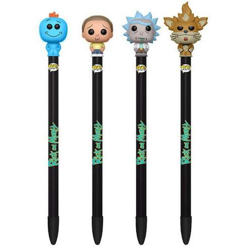 POP! Pen Toppers Rick y Morty