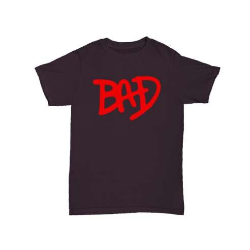 Camiseta Bebe Michael Jackson Bad