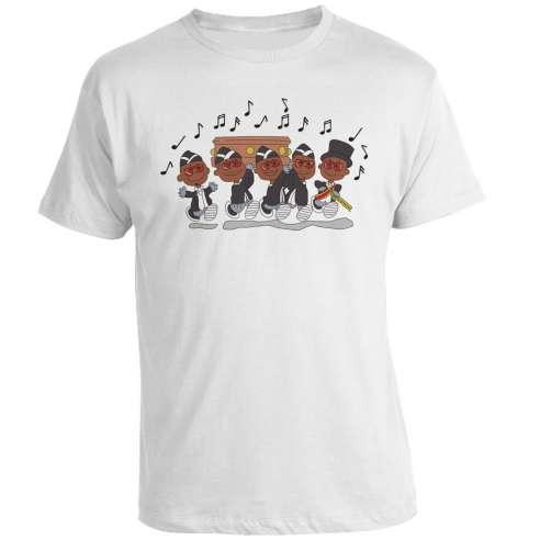 Camiseta Coffin Dance