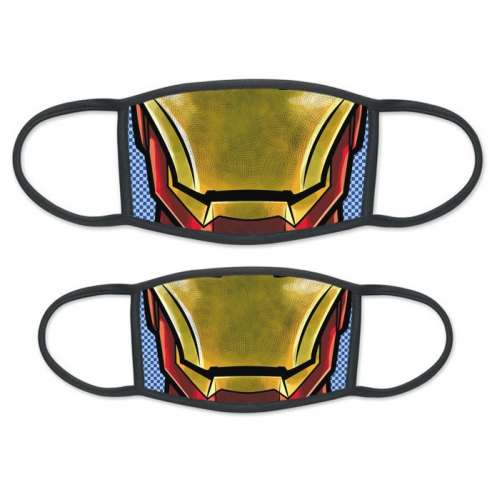 Mascarilla Facial Iron Man