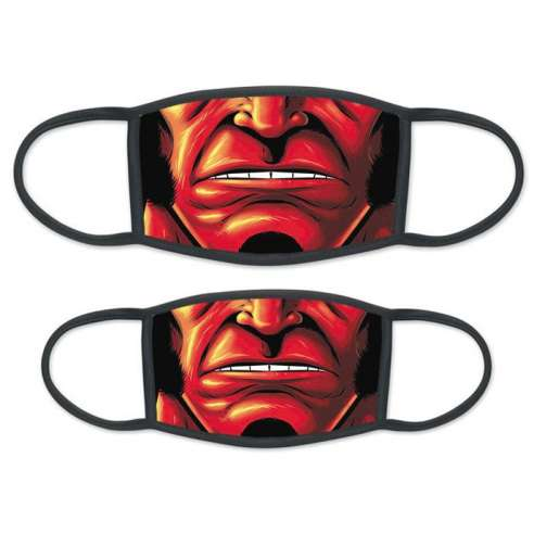 Mascarilla Facial Hellboy