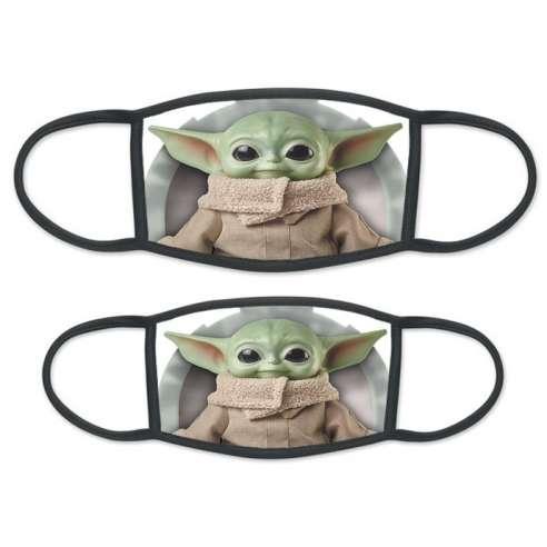 Mascarilla Facial Baby Yoda
