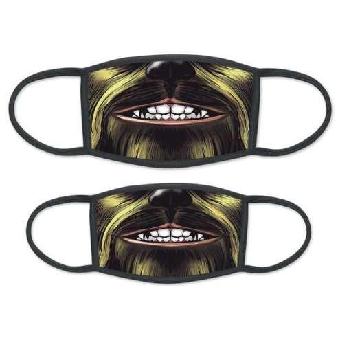 Mascarilla Facial Chewbacca
