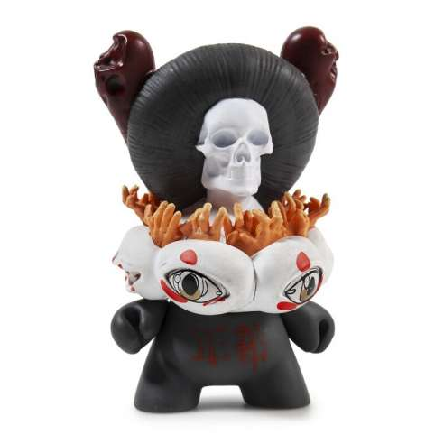 Arcane Divination - The Lost Cards Judgement Dunny by Tokyo Jesus