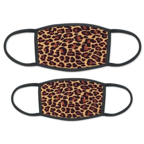 Mascarilla Facial Animal Print Leopardo