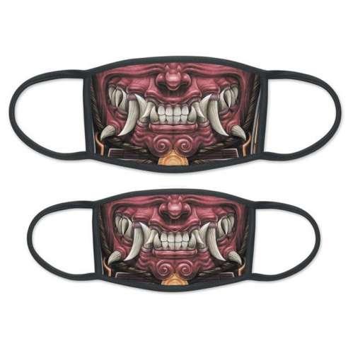 Mascarilla Facial Oni Samurai