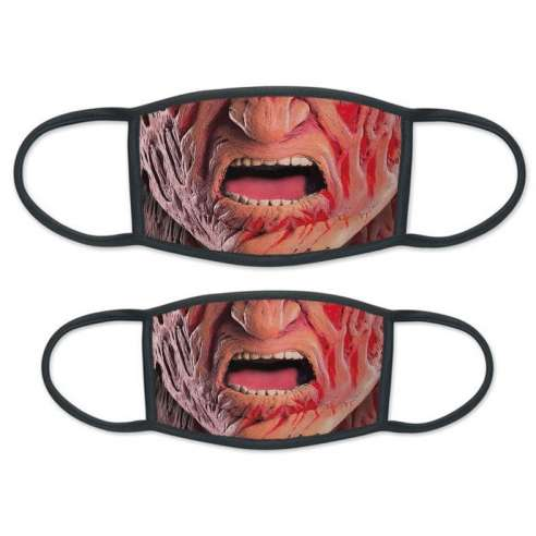 Mascarilla Facial Freddy Krueger