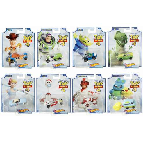Hot Wheels Toy Story 4 Set