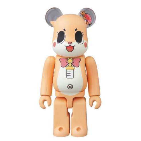 Bearbrick 100% Artist Chi-tan Series 37
