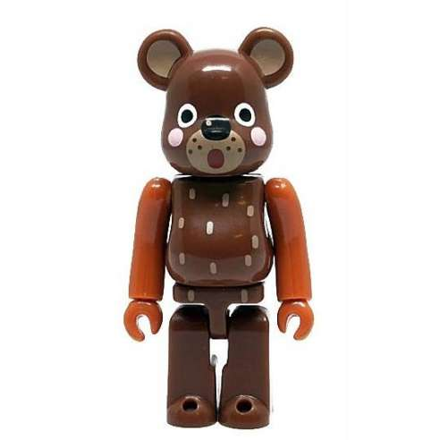Bearbrick 100% Cute Pokopang Secret Series 35