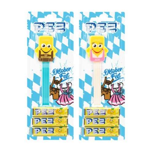 Oktoberfest Set Dispensador Caramelos Pez
