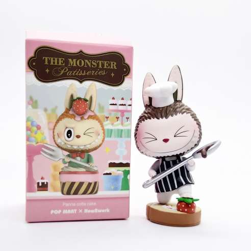 The Monster Patisseries Labubu by Kasing Lung - Frence Cake