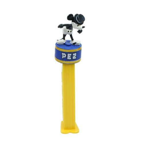 Dispensador Pez Mickey Mouse 1928 80 Aniversario