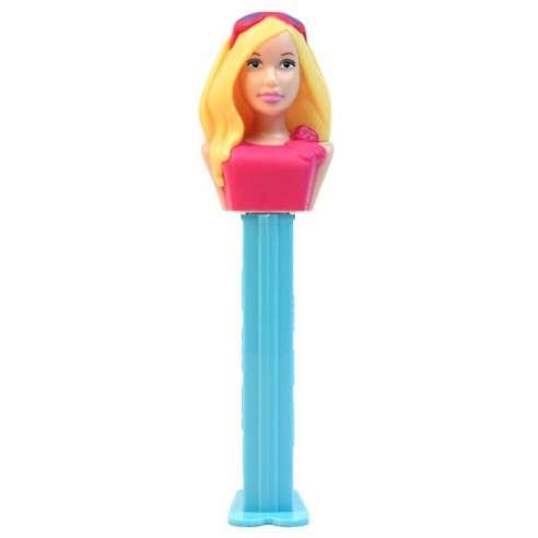 Dispensador caramelos Pez Barbie Gafas