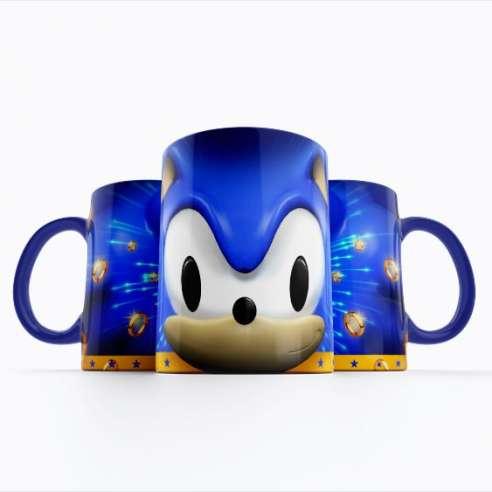 Taza Sonic the Hedgehog