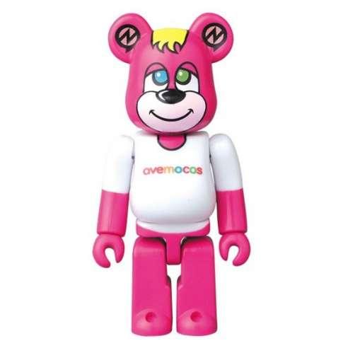 Bearbrick 100% Animal Series 38