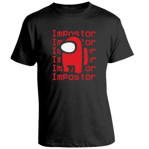 Camiseta Among Us Impostor