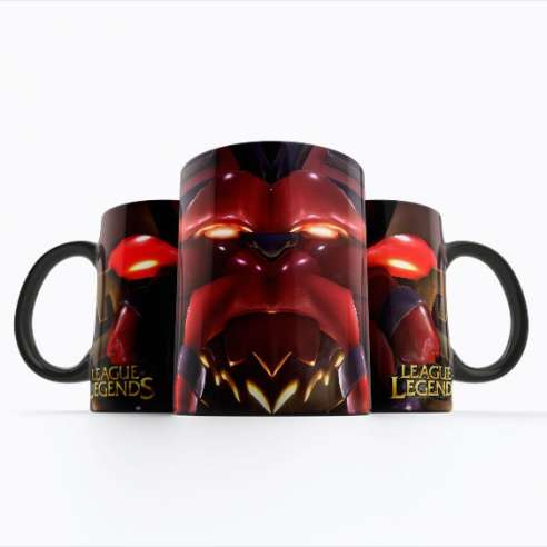 Taza LOL League of Legends ORNN