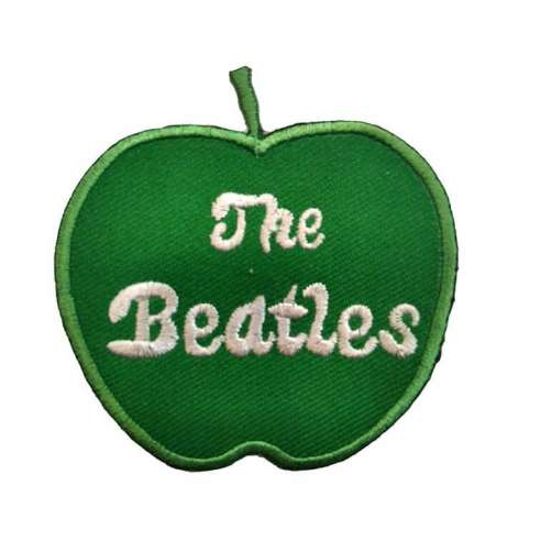 Parche Bordado Beatles Apple
