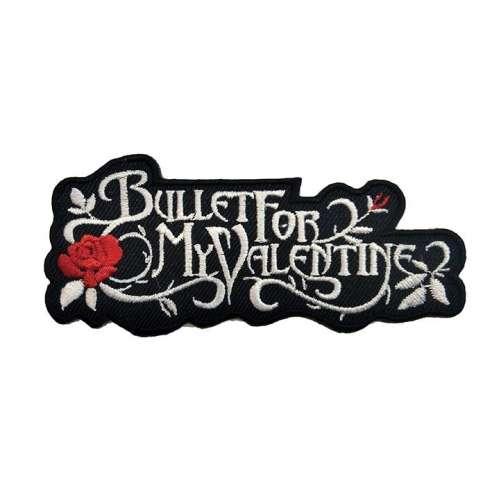 Parche Bordado Bullet for My Valentine