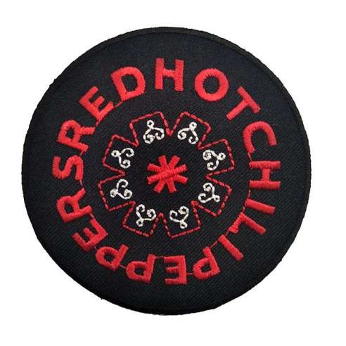 Parche Bordado Red Hot Chili Peppers Logo