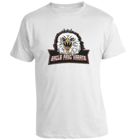 Camiseta Cobra Kai Eagle Fang Karate